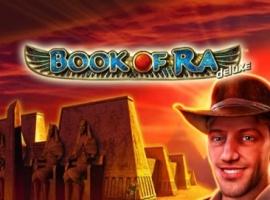 Wie spielt man Book of Ra Deluxe online