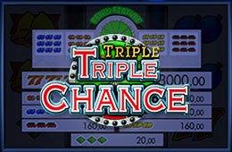 Wie Kann Man Die Gewinntabelle Des Slots Triple Chance Benutzen?