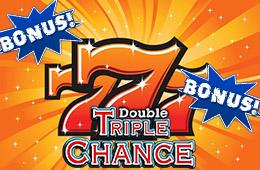 Der lukrative Triple Chance Bonus ohne Einzahlung