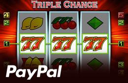 Triple Chance Paypal – Spielen Sie Triple Chance Geld!